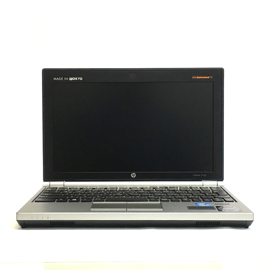 HP EliteBook 2170p Corei5 3437U 1.9GHz / メモリー8GB HDD320GB / Windows10 Pro 64bit /11.6型 HD液晶 / 無線LAN内蔵 [管理コード:2356-X]