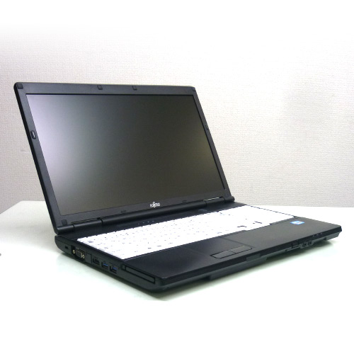 富士通 FMV LIFEBOOK A572/E Core i5 3320M 2.6GHz(メモリー4GB、HDD250GB、Windows10 Home 64bit、DVDマルチ、無線LAN内蔵)