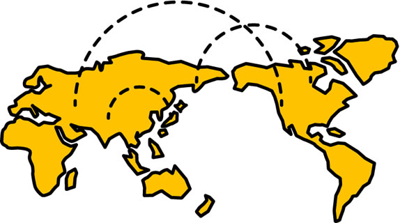 世界のビックデータ