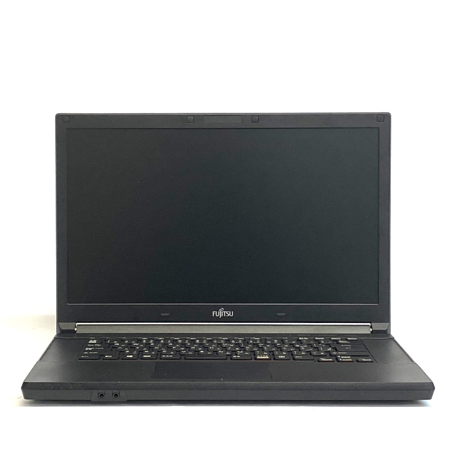 富士通 LIFEBOOK A574/H Corei5 4300M 2.6GHz / メモリー8GB HDD320GB / Windows10 Home 64bit / DVD-ROM 15.6型HD液晶 無線LAN内蔵 [管理コード:8152-HS55]