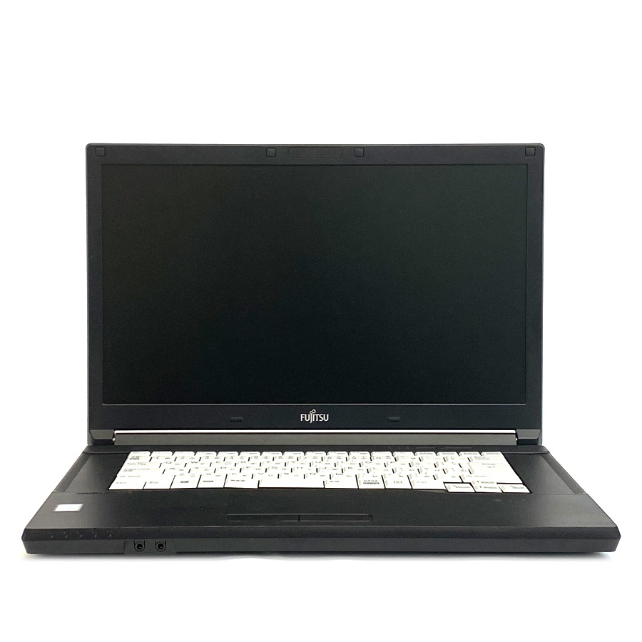 富士通 【即納】LIFEBOOK A576/P Corei3 6100U 2.3GHz / メモリー8GB HDD500GB / Windows10 Home 64bit / 15.6型HD液晶  [管理コード:2166-SK71]
