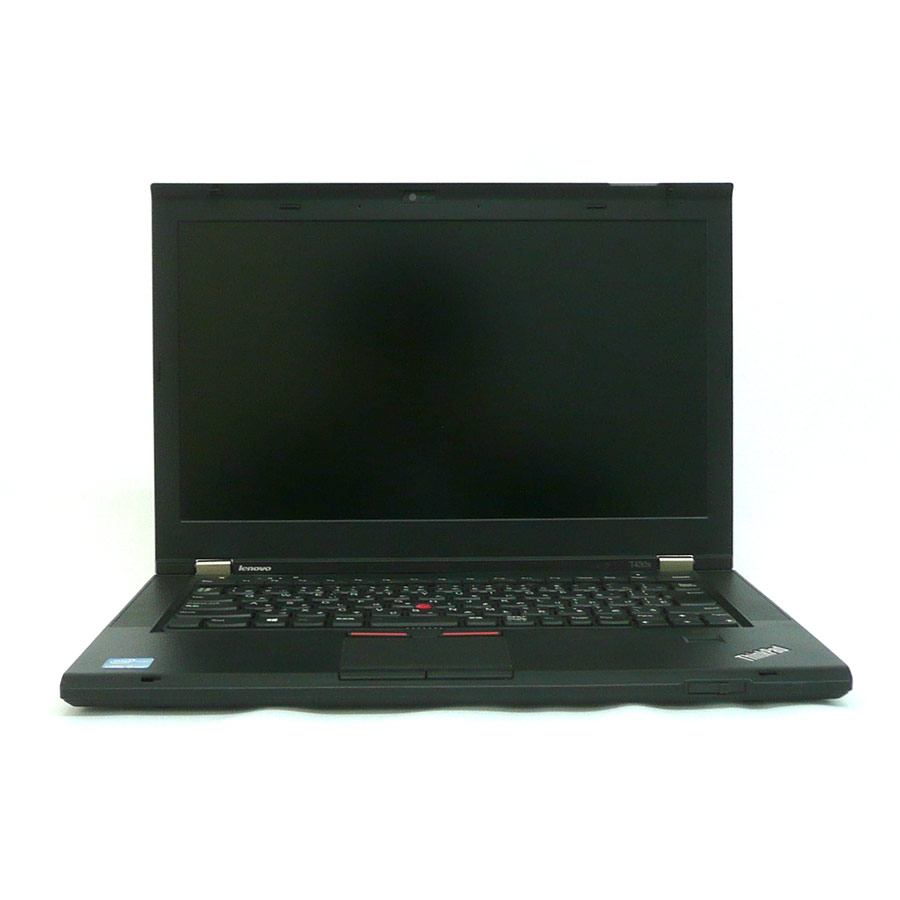 Lenovo ThinkPad T430s 2353AJ3 Corei5 3320M 2.6GHz / メモリー4GB HDD320GB / Windows10 Home 64bit / DVDマルチ / 無線LAN内蔵 14型ワイド液晶[HD+:1600×900] / [管理コード:3300-R]